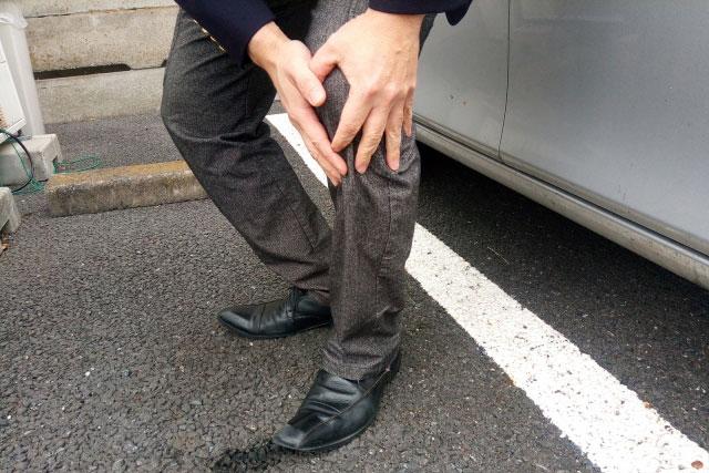 変形性膝関節症の症例