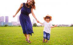 3歳男児 肘内障の症例